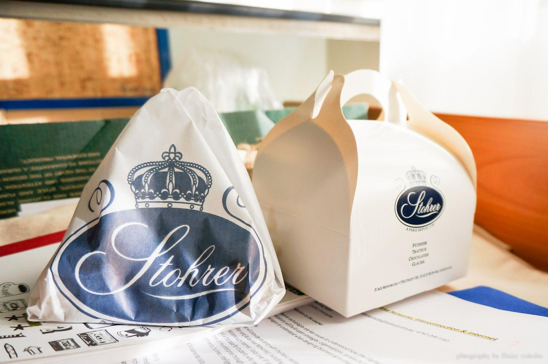 Stohrer, 巴黎美食, 巴黎甜點, 巴黎百年甜點, 英國女皇, 巴黎市集, 法式甜點