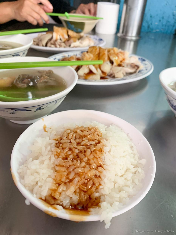 施福建好吃雞肉, 西門町美食, 西門町小吃, 白斬雞, 下水湯, 雞由拌飯, 台北老店
