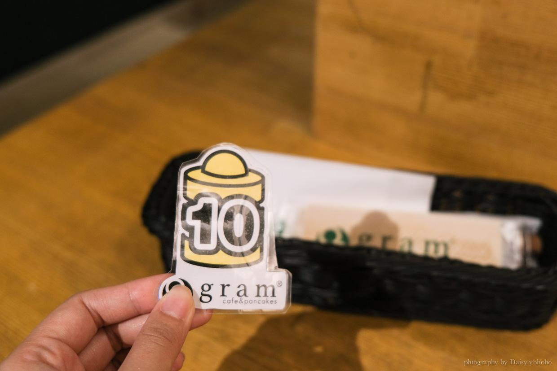 gram cafe & pancakes, 舒芙蕾, 日式鬆餅, 舒芙蕾鬆餅, 心齋橋美食, 心齋橋早午餐, 大阪甜點, 大阪早午餐, 限量舒芙蕾