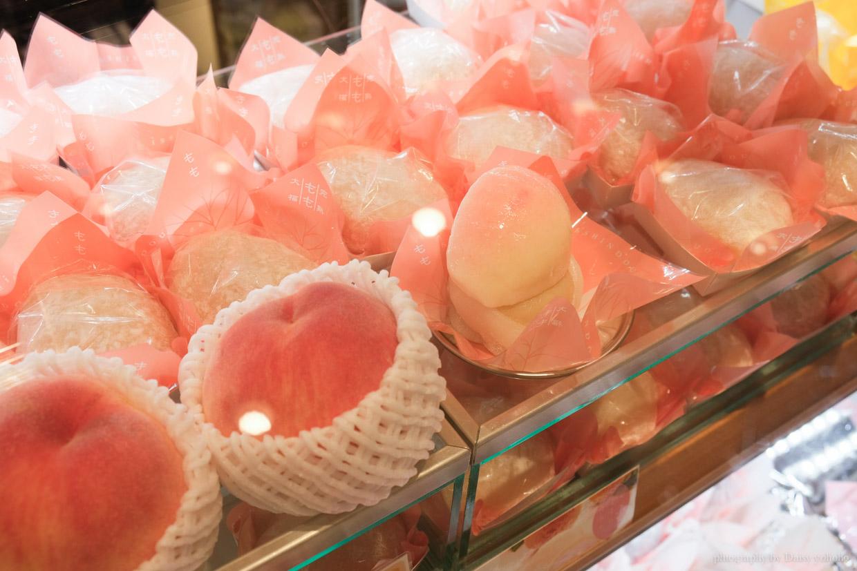 issindo, 水果大福, 日式甜點, 梅田阪神百貨, 阪神百貨美食街, 梅田必吃