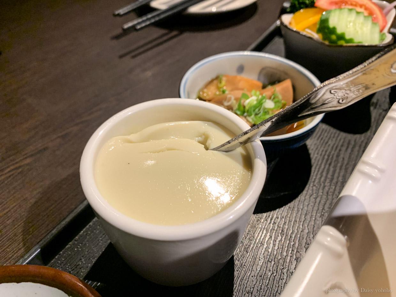 敦南美食, 商業午餐, 臥龍街, 生魚片蓋飯, 日式定食