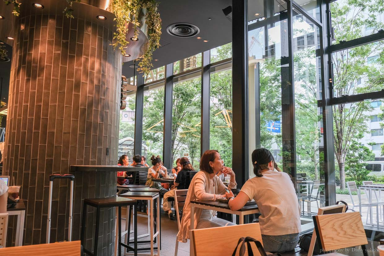 大阪美食, 梅田美食, 美國連鎖速食餐廳, 美西漢堡品牌, 紐約漢堡連鎖餐廳