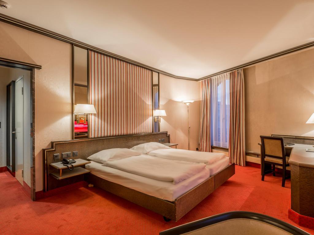 Hotel Monopol Luzern, 琉森飯店, 琉森住宿, 瑞士住宿, 琉森四星級飯店, 琉森火車站住宿