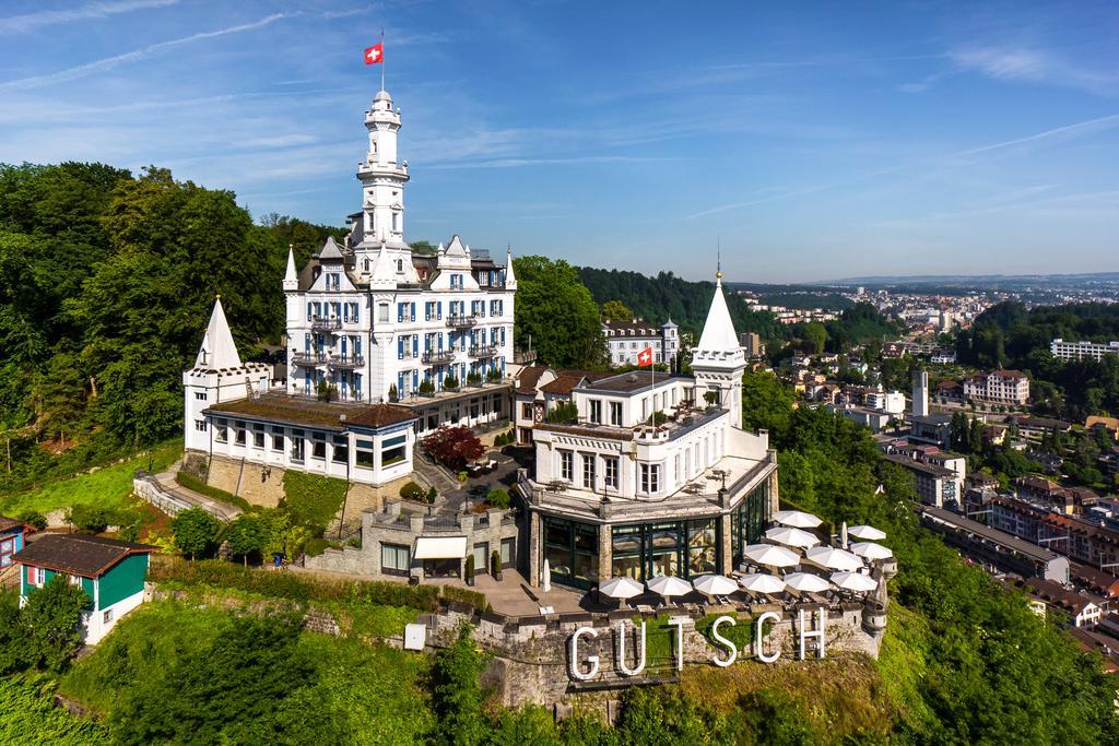 Château Gütsch, 古奇城堡酒店, 琉森蜜月住宿, 琉森城堡住宿, 瑞士城堡住宿, 琉森飯店, 琉森酒店, 瑞士飯店推薦