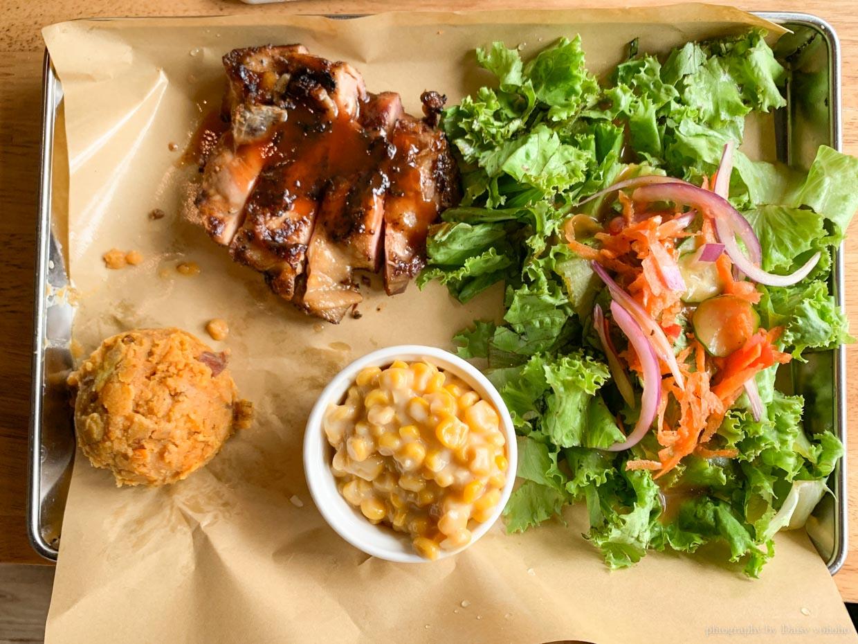 foooood 17 - BABA Kevin 美式 BBQ,台灣唯一道地美式烤肉餐廳!近行天宮站
