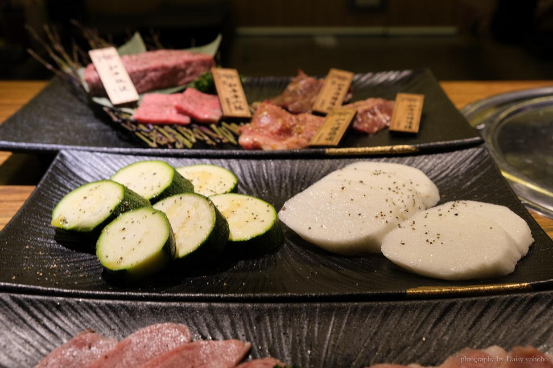 jokichi yakiniku 43 - 【熱血採訪】上吉燒肉 Yakiniku | 東區日式燒肉店 頂級和牛盛合「自由配」/ 專人燒烤服務