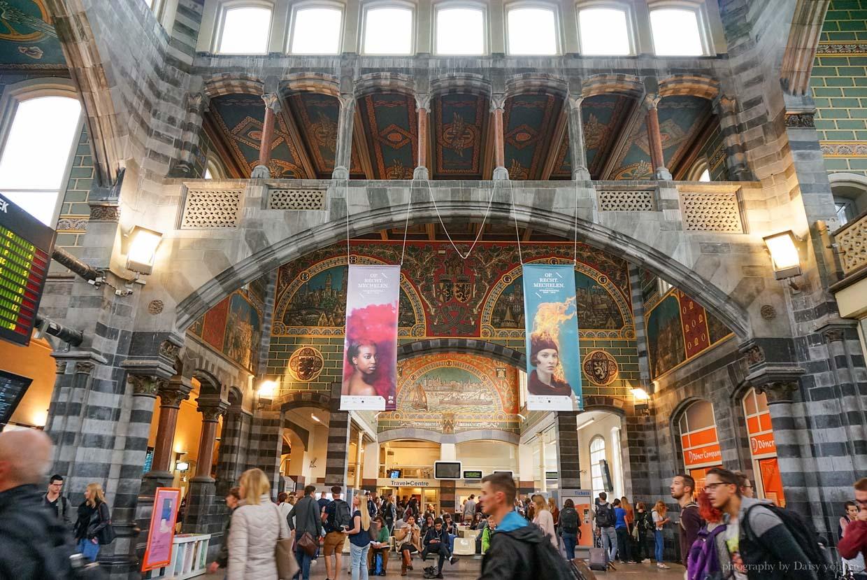 根特火車站, 比利時根特, 根特自由行, 根特自助旅行, 比利時景點, 根特交通