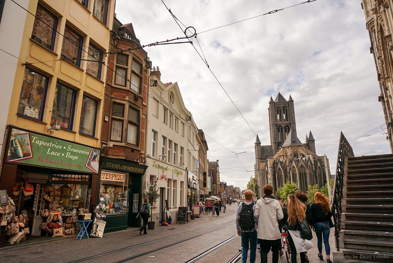 比利時根特, 根特自由行, 根特自助旅行, 根特景點, 比利時旅遊, 比利時自助