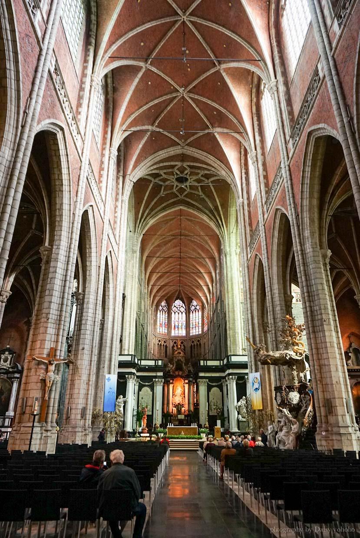 根特教堂, 比利時根特, 根特自由行, 根特自助旅行, 根特景點, 比利時旅遊, 比利時自助
