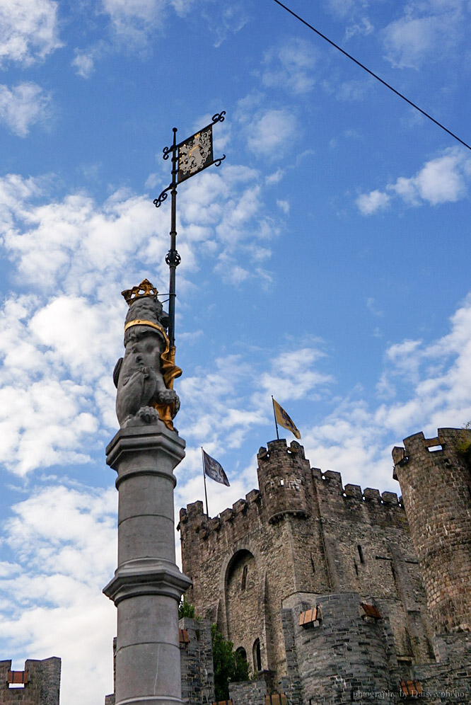 根特一日遊, 伯爵城堡, 根特自由行, 根特自助旅行, 根特景點
