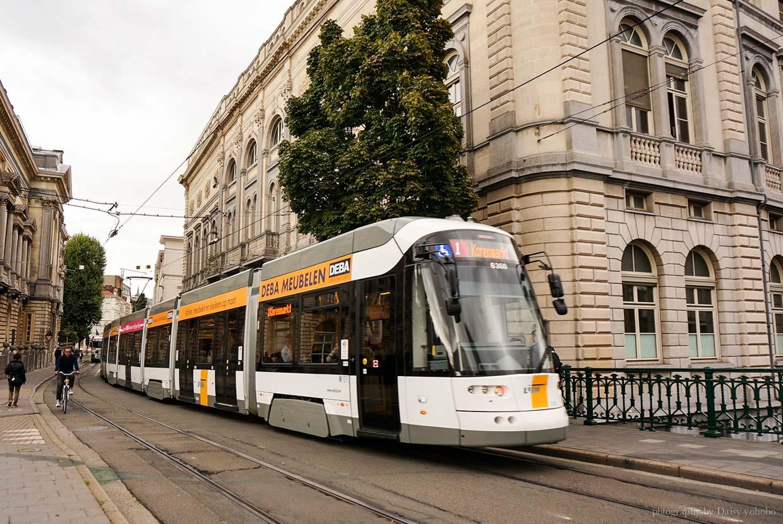 比利時根特, 根特自由行, 根特自助旅行, 根特景點, 比利時旅遊, 比利時自助, 根特交通, 根特電車, 輕軌
