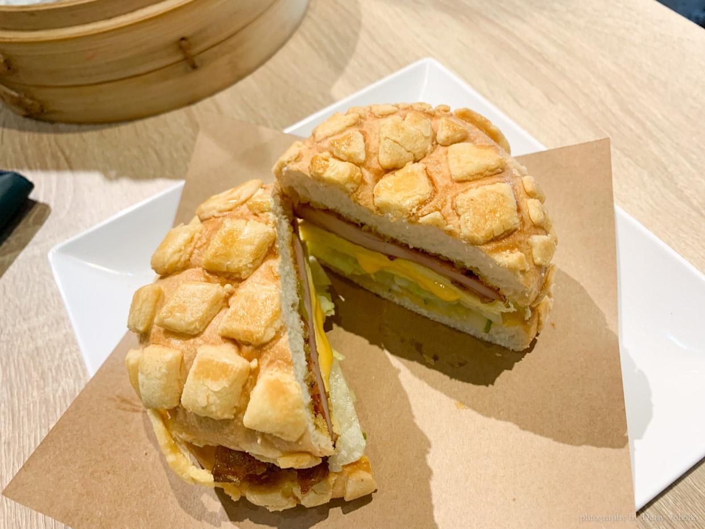熱胖子三明治, 薯泥專賣店, 行天宮站早餐, 行天宮美食, 松江店, 蒸吐司, 餅乾菠蘿漢堡, 小明星大跟班