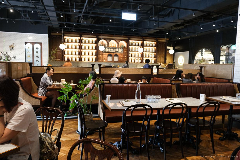 YONSHIN, 新光三越美食, 中山站美食, 新光南西店, 下午茶, 千層蛋糕, 台茶沙龍, 台茶飯館