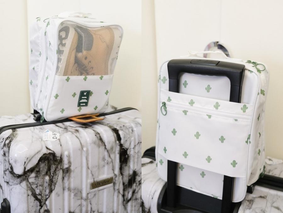 好旅行, 旅行用品, 衣物壓縮袋, 壓縮空姐鍋, 鞋子收納代, 收納衣架