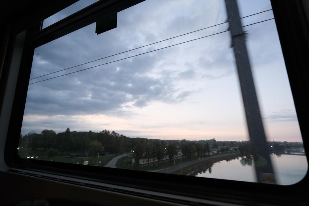 米蘭火車臥舖, 義大利臥舖, 薩爾茲堡臥舖, 奧地利夜鋪火車, 過夜旅館, 坐火車遊歐洲, 夜鋪體驗