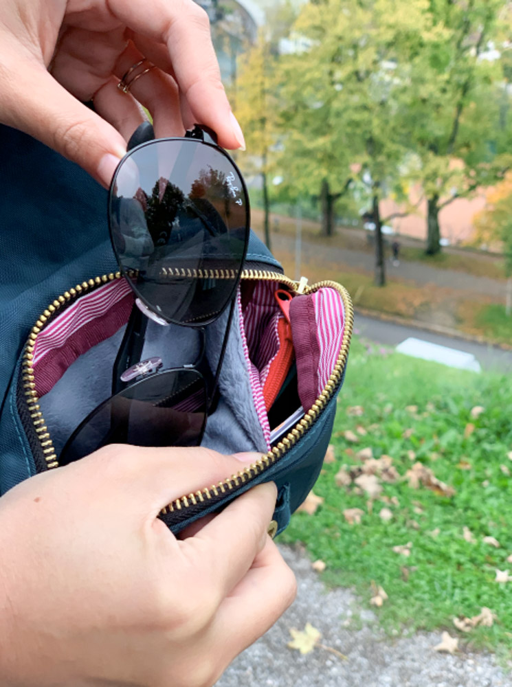 台灣設計師品牌, 後背包推薦, 好搭後背包, 文青包, 米克包, 隨身散步包, 門市