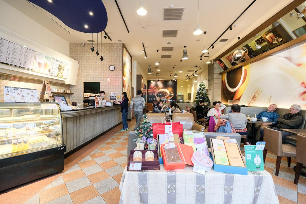 Ikari Coffee, 怡客咖啡, 捷運西湖站, 西湖站美食, 西湖站咖啡廳, 內湖叻沙, 內湖上班族午餐, 西湖早餐