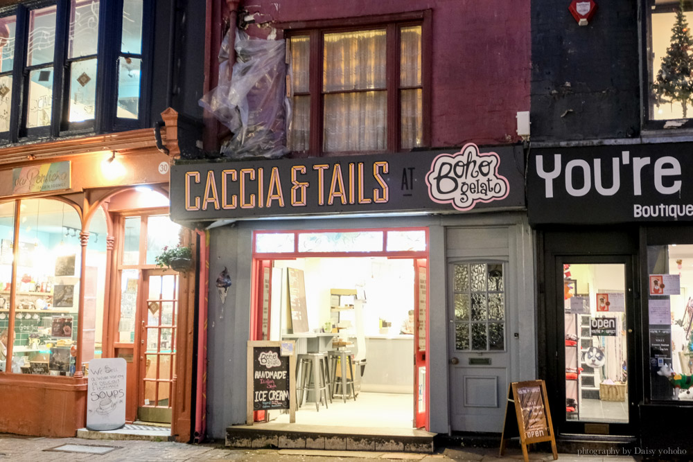 Boho Gelato, 布萊頓甜點, Brighton 冰淇淋, The Lanes