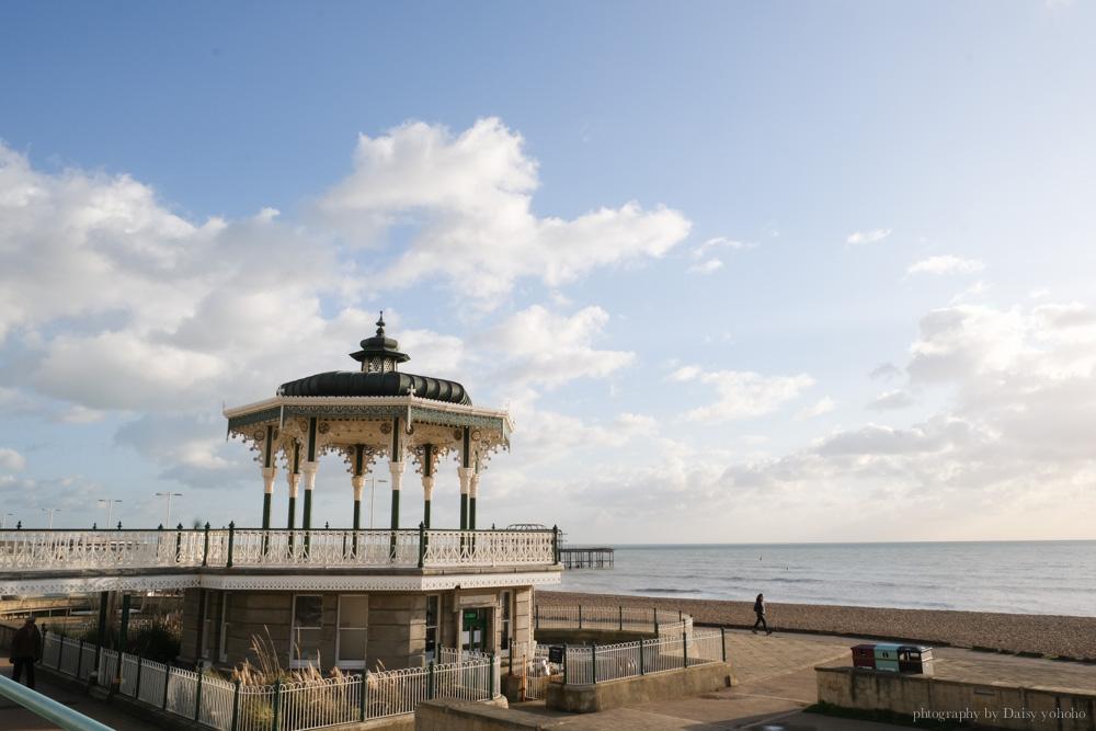布萊頓遊學, Brighton 美食, 英國布萊頓 , Brighton 景點, 七姊妹懸崖, 布萊頓生活, 布萊頓海灘