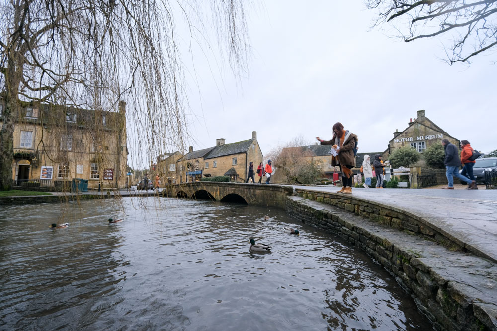 Cotswolds, 史特拉福, 科茲窩, 莎士比亞故鄉, 水上柏頓 Bourton On The Water, Bibury 拜伯里