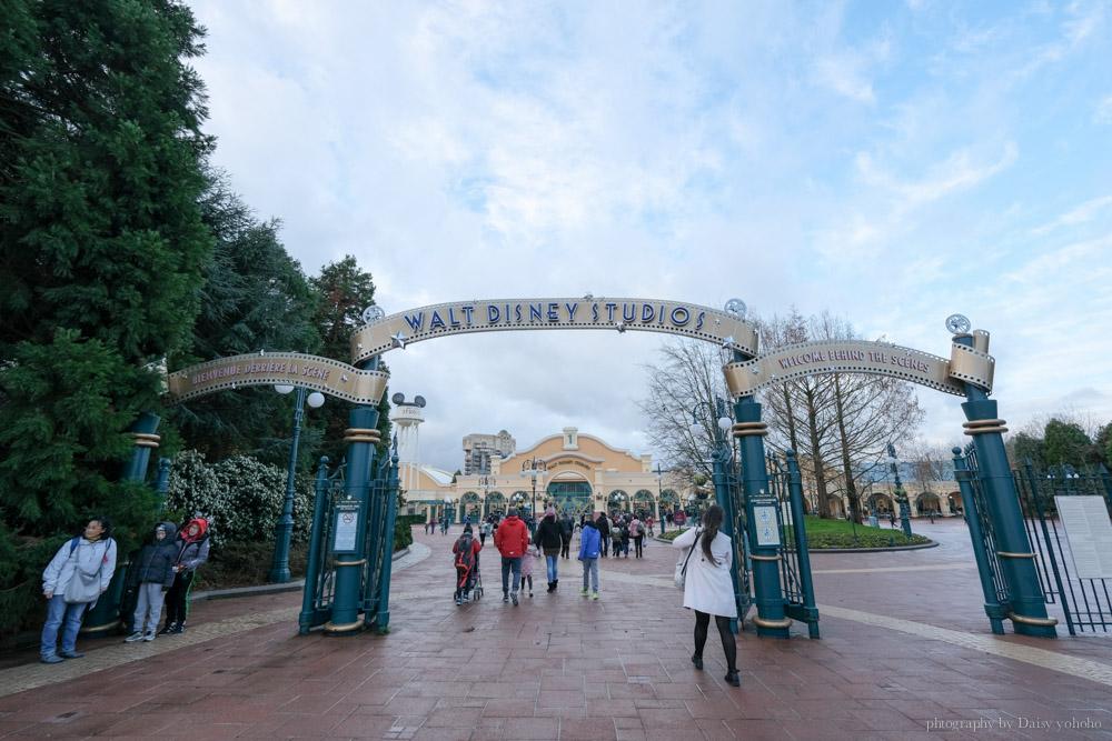 Disneyland Paris, 法國迪士尼, 巴黎迪士尼快速通關 FASTPASS, 巴黎迪士尼交通, 華特迪士尼影城