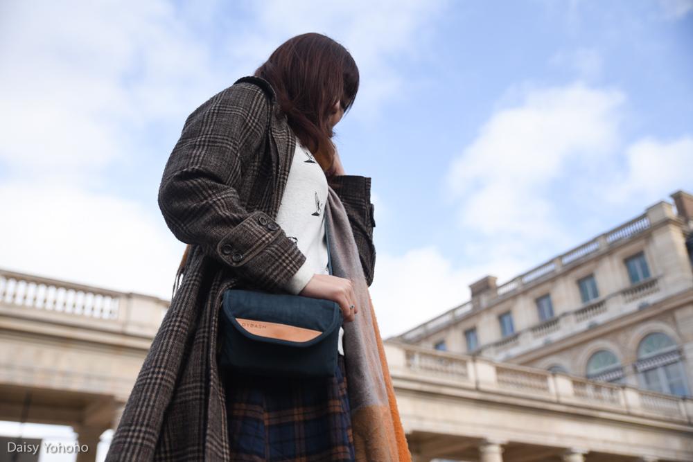 台灣設計師品牌, 後背包推薦, 好搭後背包, 文青包, 米克包, 隨身散步包