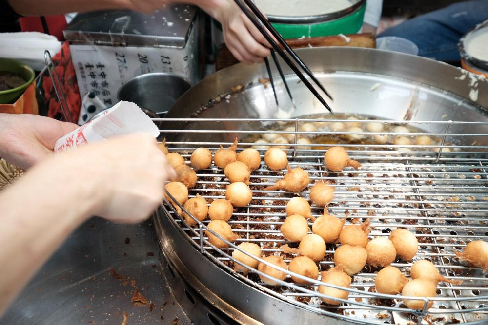 fried Trapa 4 - 《豐原廟東夜市》 菱角酥最酥脆、最涮嘴的小吃!吃越多越過癮