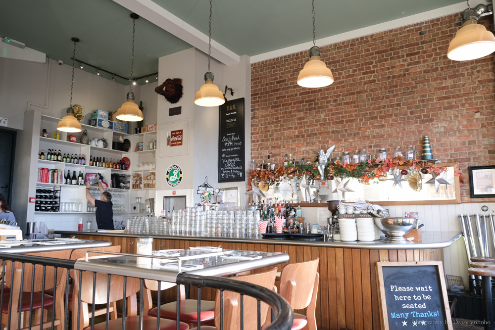 布萊頓美食, 布萊頓美式餐廳, The New Club, 布萊頓班尼迪克蛋, Brighton 海景餐廳, 布萊頓酒吧