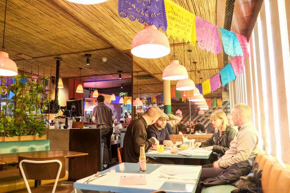 Wahaca, 墨西哥料理, 英國美食, Brighton 餐廳, 墨西哥菜, Tacos, nachos, 墨西哥捲餅, 墨西哥夾餅