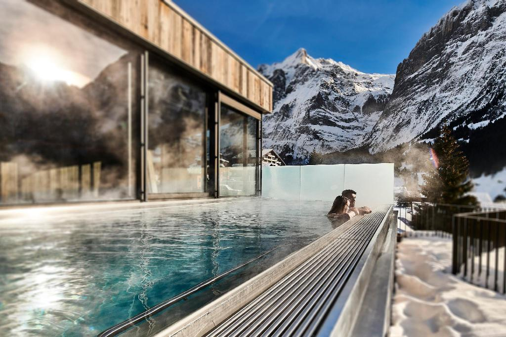 Hotel Spinne, 格林德瓦飯店, 瑞士飯店, Grindelwald Hotel