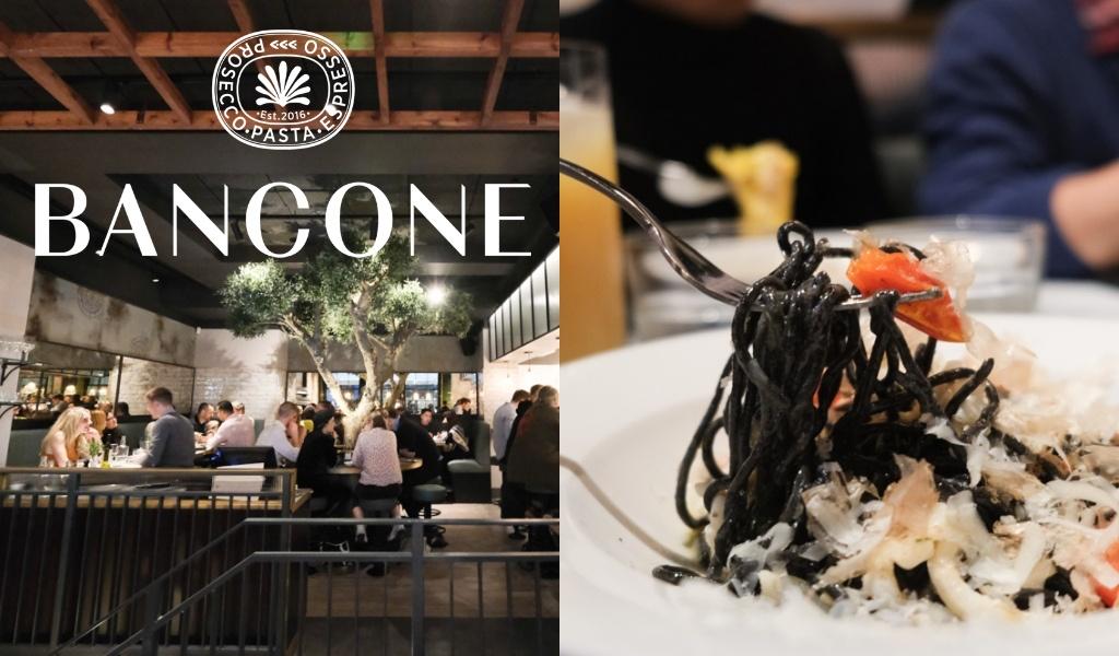 Bancone, 倫敦美食, 義大利餐廳, 義大利麵, 手帕麵, Golden Square, 酒吧, SOHO區美食