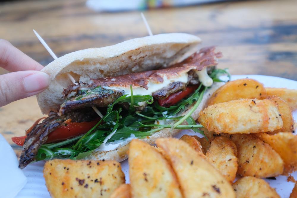 Asador Argentine Steaks & Burger, Camden Market, 肯頓市集美食, 倫敦景點, 倫敦市集, 倫敦小吃, 英國倫敦, Camden Town