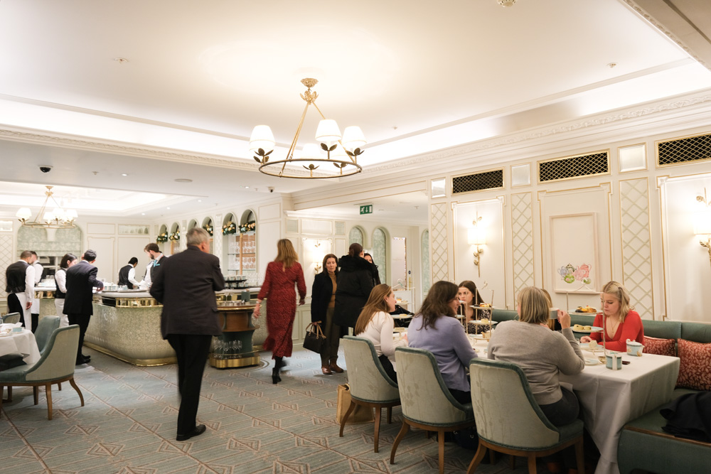 Fortnum & Mason, 倫敦下午茶, Piccadilly Street, 英式下午茶, 三層式下午茶, 倫敦美食, 英國美食