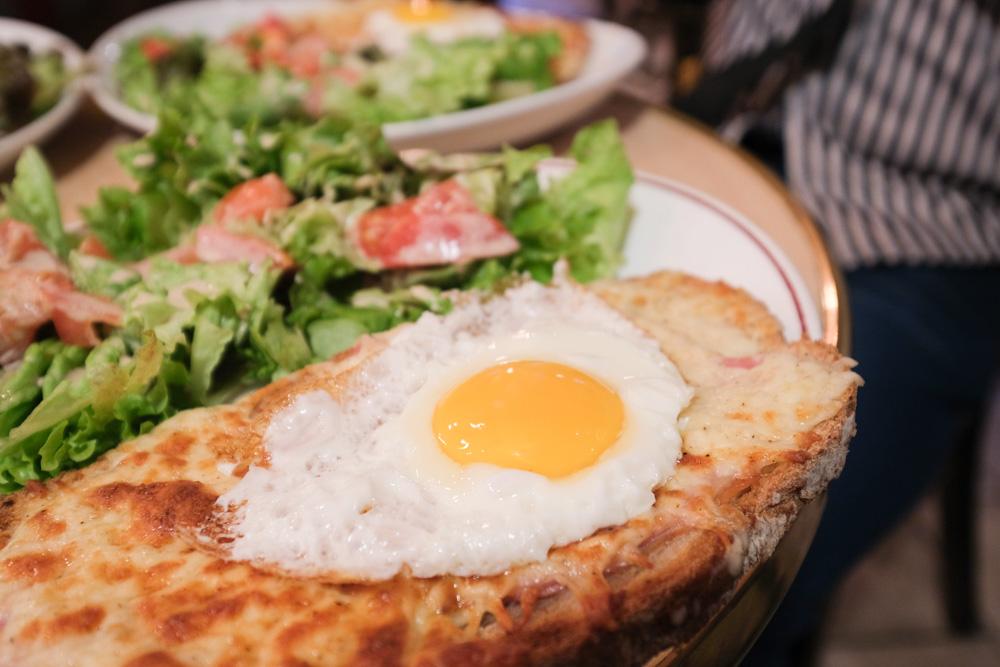 瑪黑區美食, 瑪黑區餐廳, 瑪黑區咖啡廳, 巴黎早餐, 法式三明治, 巴黎咖啡廳