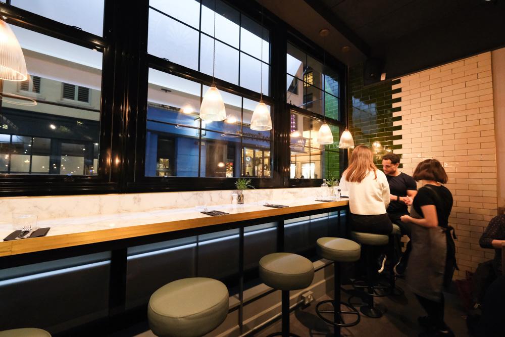 倫敦美食, 義大利餐廳, 義大利麵, 手帕麵, Golden Square, 酒吧, SOHO區美食