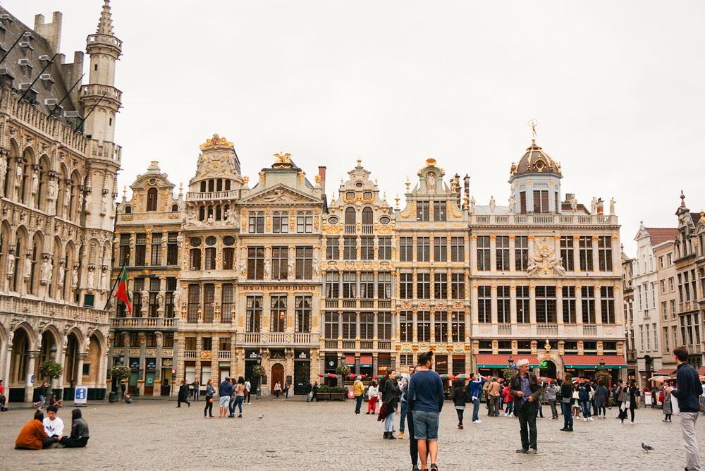 布魯塞爾, Brussels, Bruxelles, 比利時自由行, 布魯塞爾自助, 布魯塞爾景點, 布魯塞爾一日遊, 黃金廣場