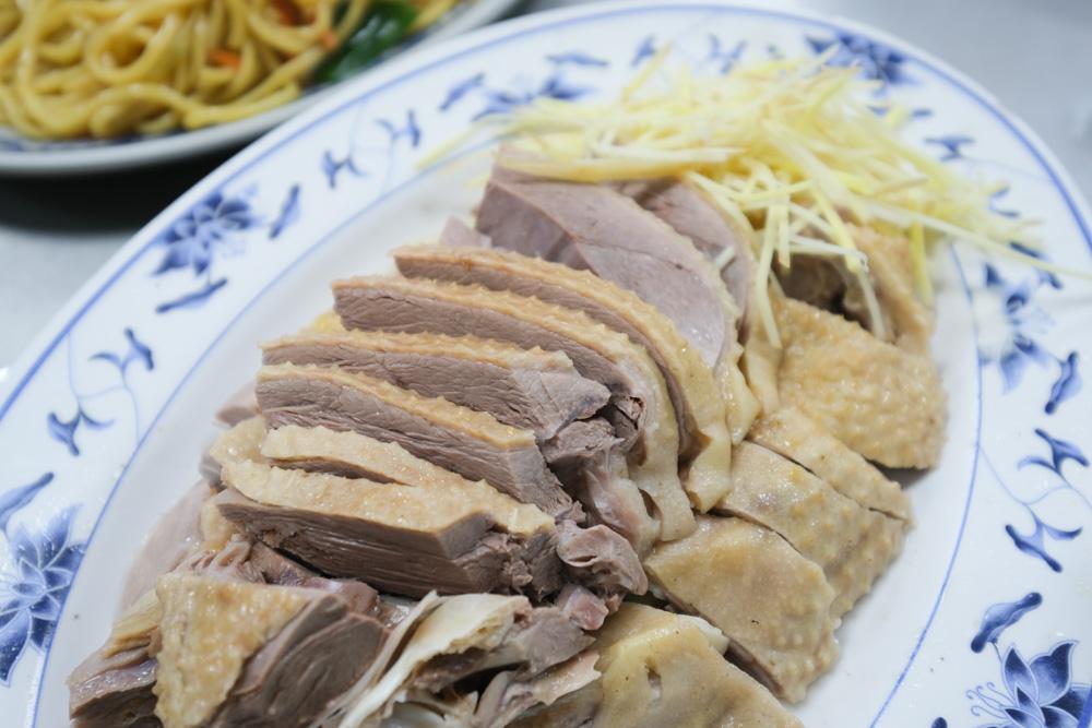 金山老街, 金山美食, 金包里, 金山鴨肉炒麵