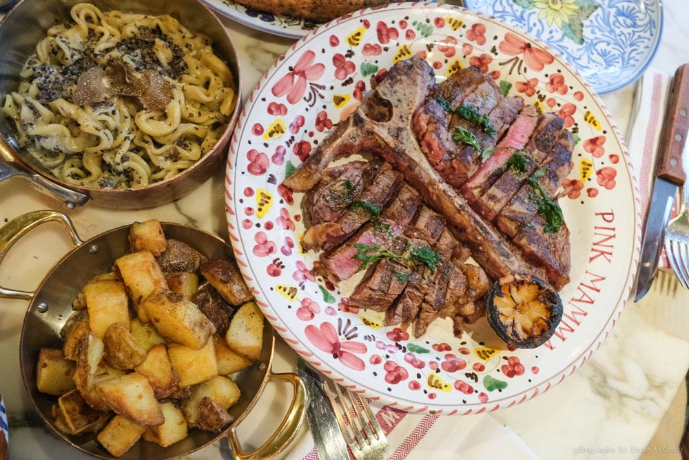 巴黎餐廳, 巴黎網紅餐廳, 松露料理, 法國巴黎美食, 松露義大利麵, 巴黎牛排