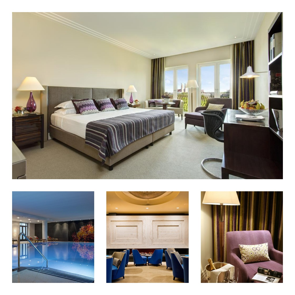 The Charles Hotel, a Rocco Forte Hotel, 慕尼黑飯店, 慕尼黑住哪裡
