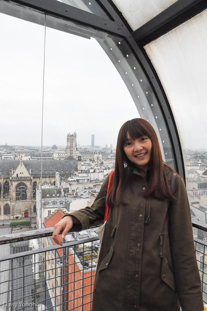龐畢度中心, 巴黎景點, 巴黎藝術中心, 巴黎美術館, 龐畢度現代藝術中心, Centre Georges-Pompidou