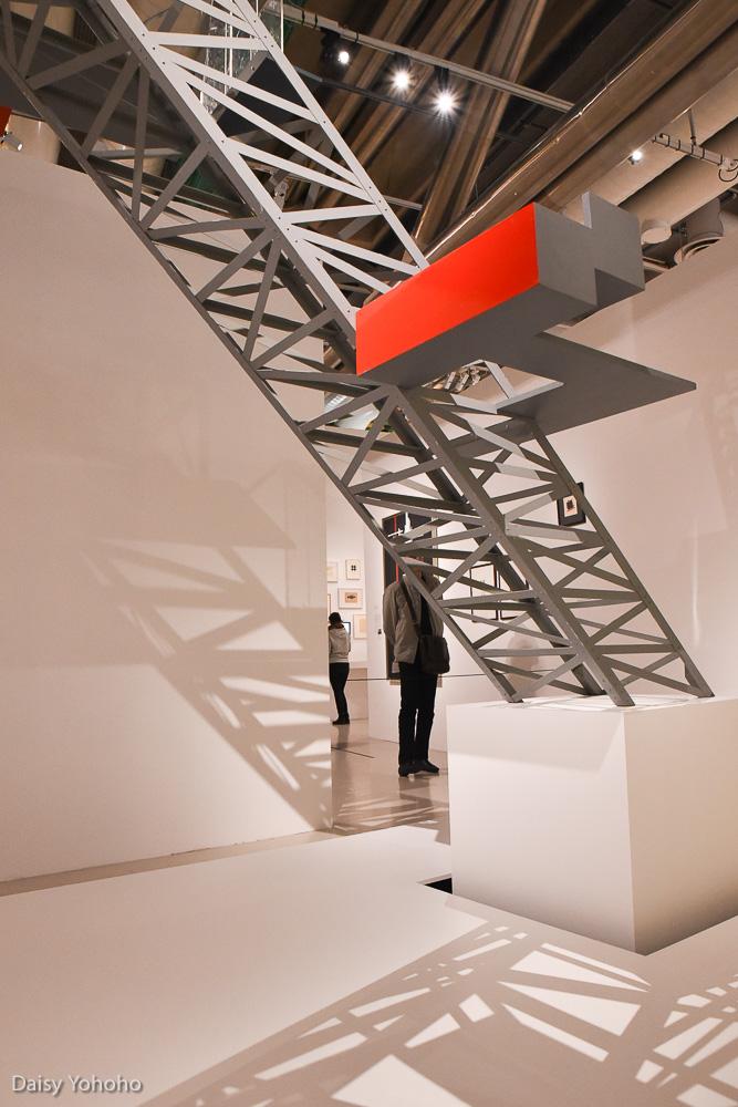 巴黎景點, 巴黎藝術中心, 巴黎美術館, 龐畢度現代藝術中心, Centre Georges-Pompidou, 瑪黑區景點