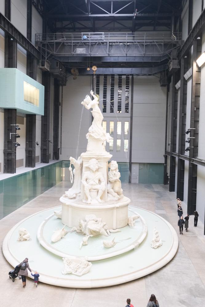 Tate morden,倫敦景點, 英國倫敦自由行, 倫敦觀景台