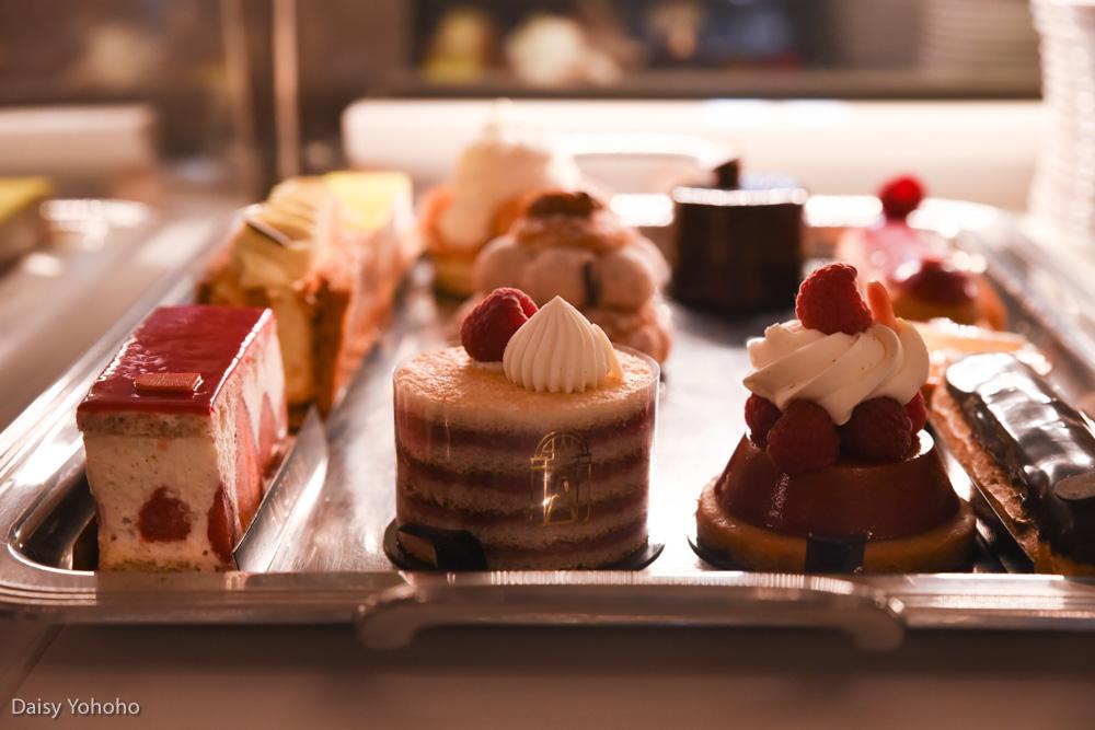 凡爾賽宮美食, 凡爾賽宮餐廳, 巴黎下午茶, 巴黎甜點, 安潔莉娜, 巴黎百年甜點店