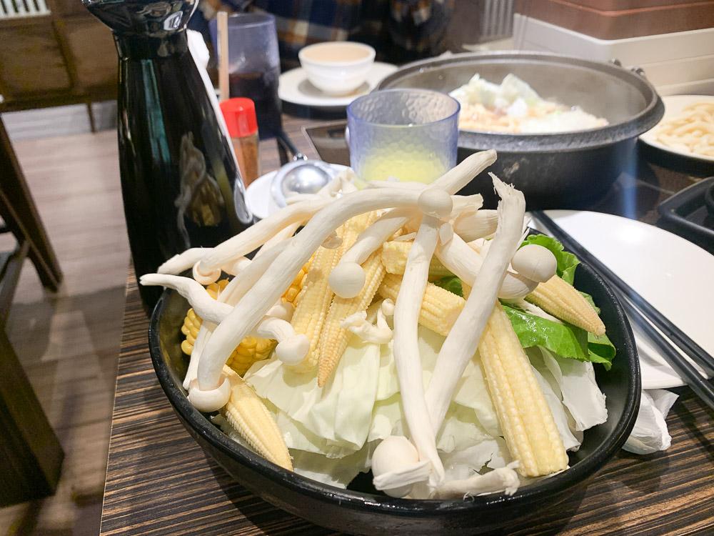 北澤壽喜燒, 台中壽喜燒, 台中美食, 北澤公益店, 壽喜燒吃到飽