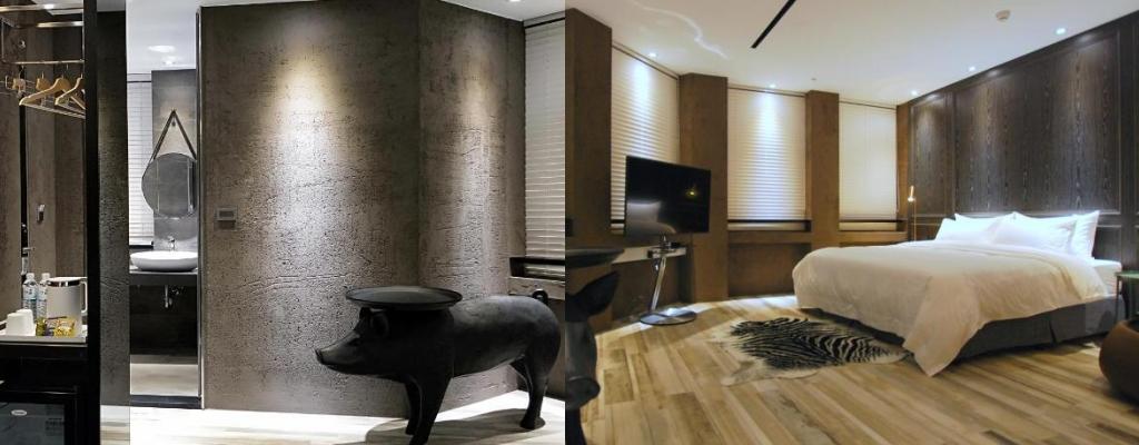 小小邸 Small Hotel, 羅東住宿, 宜蘭設計旅店