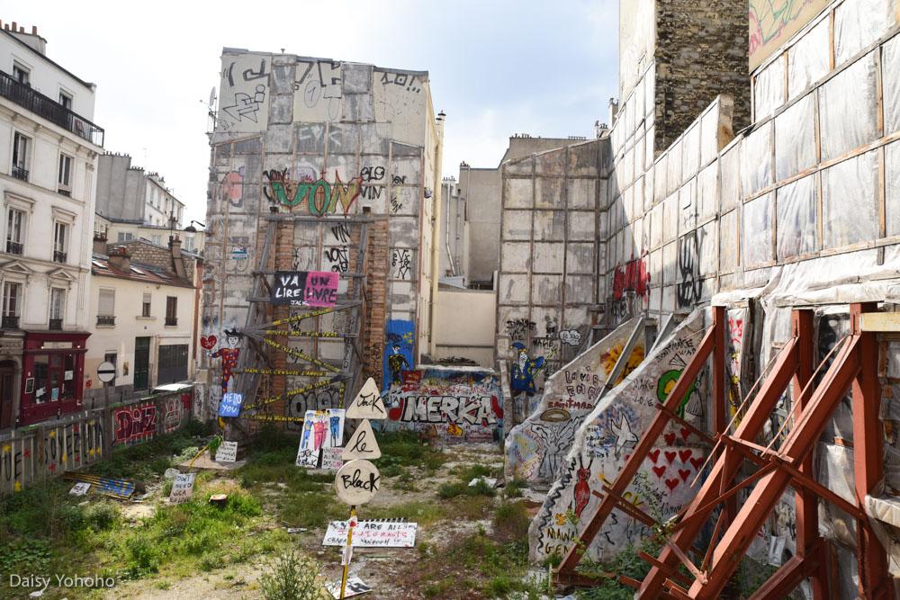 蒙馬特高地, 紅磨坊, 穿牆人, 聖心堂, 巴黎景點, 我愛你牆, 愛牆, 蒙馬特