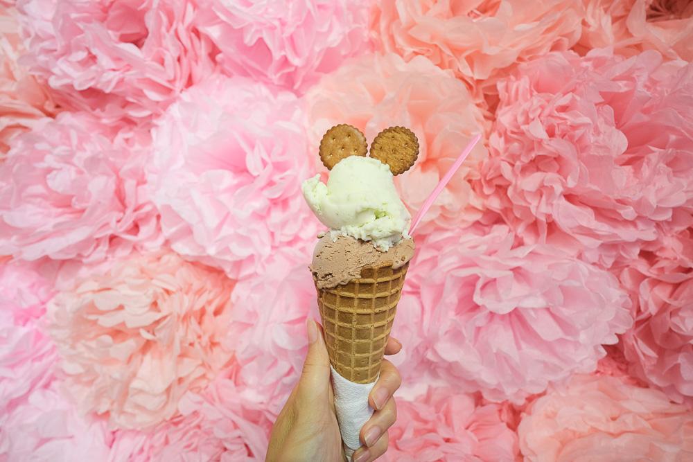 永大義式冰店, 永大義式冰淇淋, 檸檬芭樂, 民族路冰品, 嘉義美食, 嘉義冰品, 嘉義 Gelato