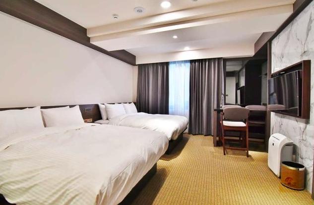 夢樓旅店~無人自助商務飯店,1930年代上海灘典雅華麗風格,歐舒丹備品