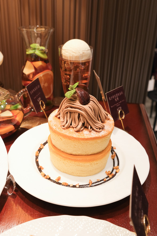 HOSHINO Coffee, 星乃咖啡館, 星乃珈琲店, 新光南西店, 窯烤舒芙蕾, 舒芙蕾飯