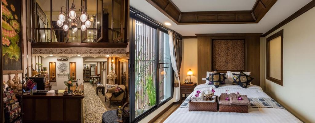 清邁萬納馬斯精品旅館 Wannamas Chiangmai Boutique House, 清邁飯店, 清邁住宿推薦